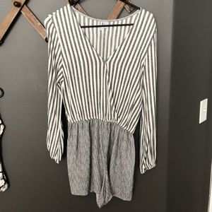 Long sleeve romper from Shopbop. Barely worn.